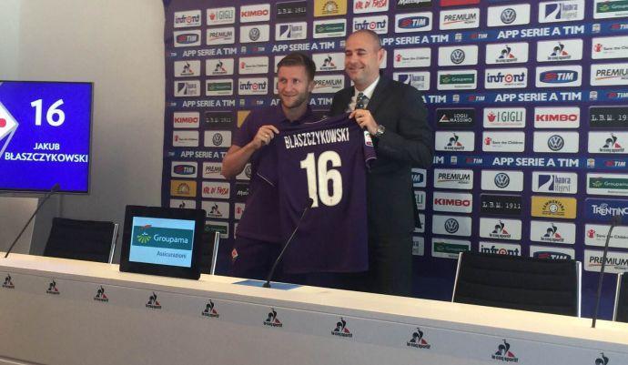 Fiorentina-Basilea: le formazioni ufficiali