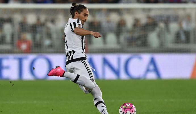 Juventus, il Liverpool insiste per Cáceres