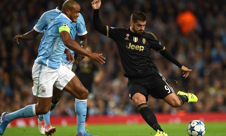 Manchester City-Juventus 1-2: il tabellino