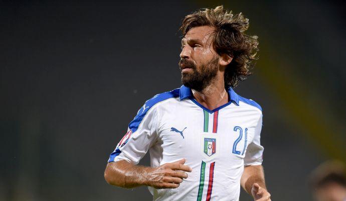 Mancini vuole Pirlo, serve davvero a questa Inter?