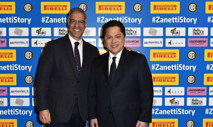 Inter, mancano gli sponsor