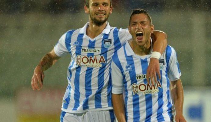 Pescara, Caprari: 'Grato a Oddo e Zeman. Lapadula? Sembra che giochiamo insieme da anni'