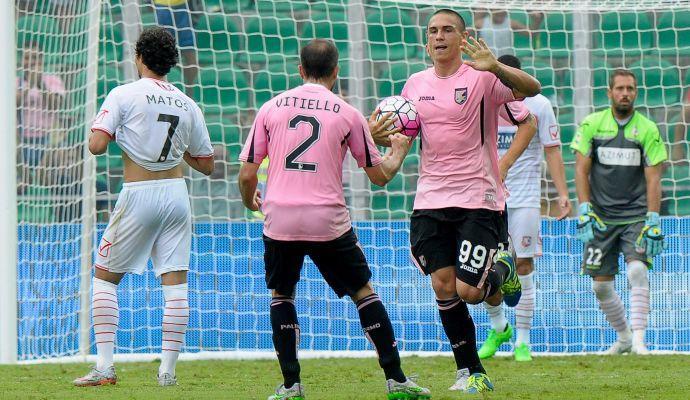 Palermo, UFFICIALE: serio infortunio per Djurdjevic