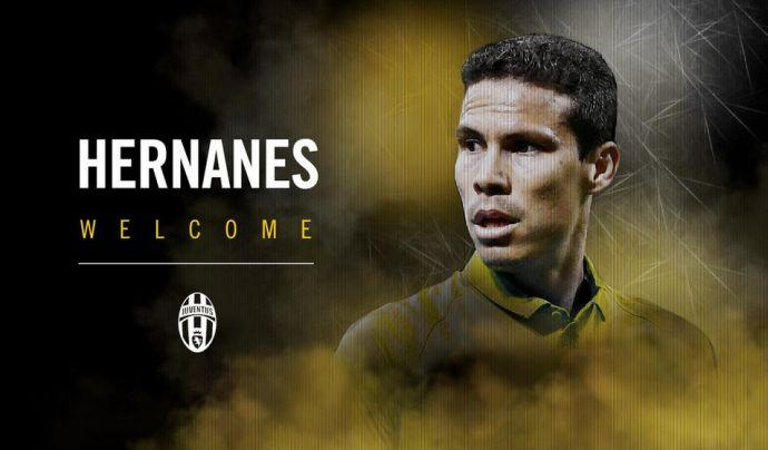 Juventus: Hernanes pedina preziosa