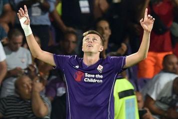 Ilicic Fiorentina