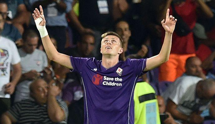Fiorentina, tutto sul futuro di Ilicic