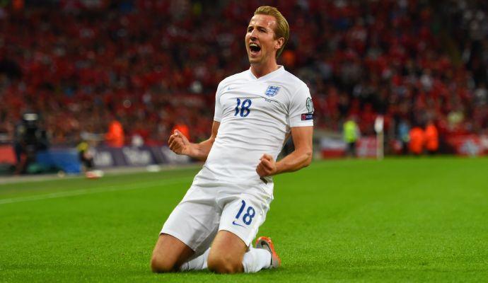 Kane: 'Non sono Messi o Cristiano Ronaldo' VIDEO