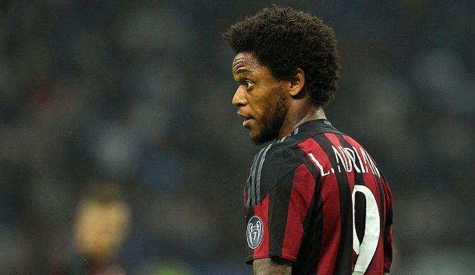 Milan, personalizzato per Luiz Adriano