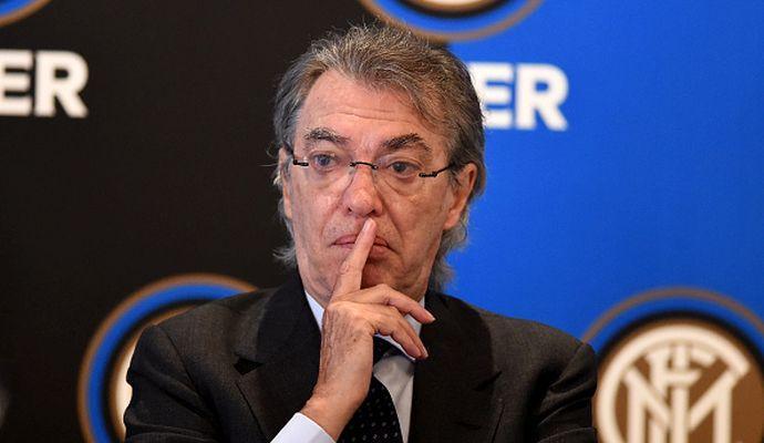 Moratti sul derby: 'Fa paura solo Perisic'