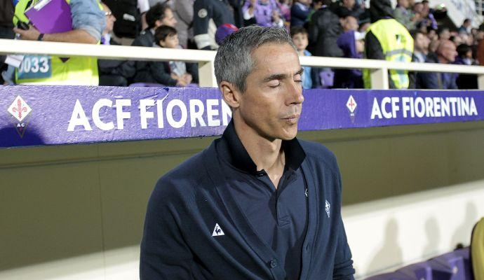 Fiorentina, Paulo Sousa: 'I miei ragazzi hanno fatto una gara da campioni'