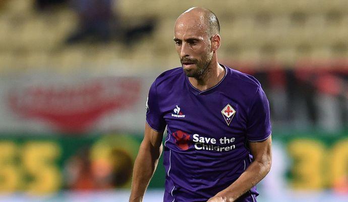 Borja Valero: 'Amo Firenze e qui voglio chiudere la mia carriera'