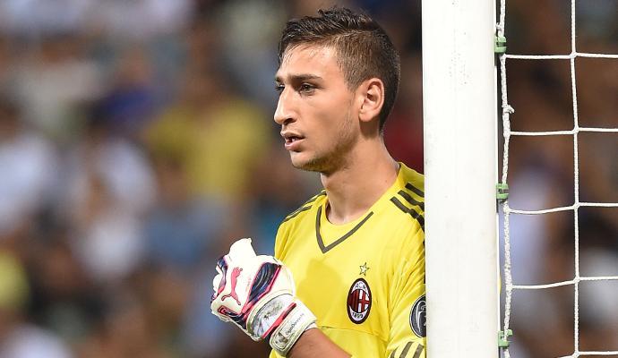 Donnarumma: 'Rinnovo? Non ci penso, non ho l'età. Inter? No, ho scelto il Milan perchè...'
