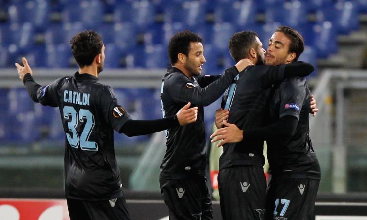 CM STADIO: Lazio-Chievo 4-1. Keita: 'Vivo alla giornata'