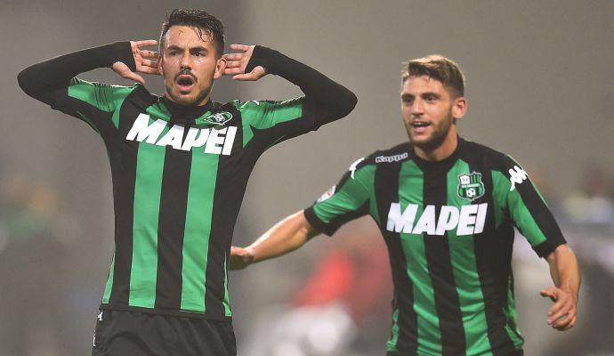 Torino-Sassuolo 1-3: il tabellino