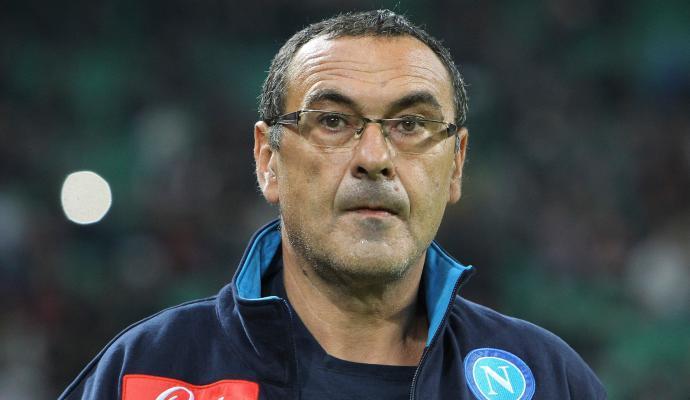 Napoli, Sarri: 'Gabbiadini potrà giocare con Higuain'