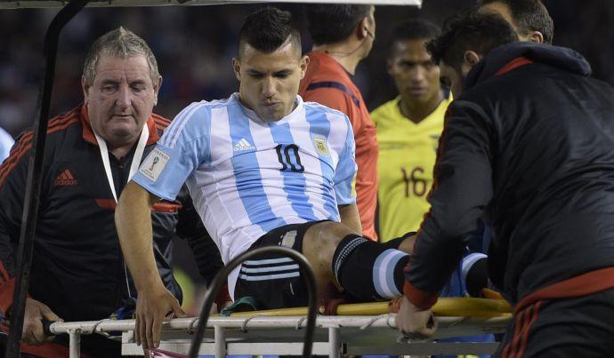 Argentina: Aguero vomita e sviene nello spogliatoio