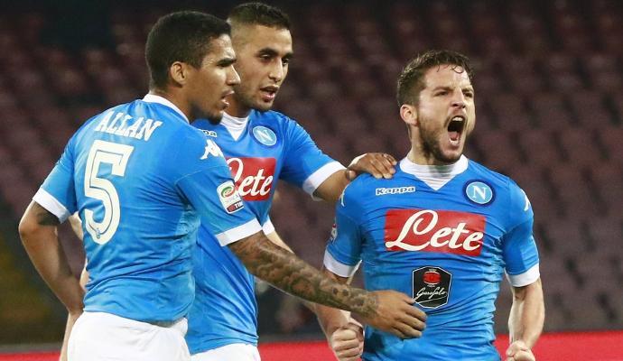Napoli, Mertens: 'Voglio ripetermi, amo il mio nuovo ruolo. Scudetto? La Juventus è forte, pensiamo a noi'