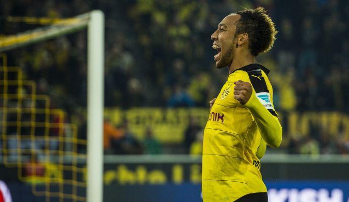 Ad Dortmund: 'Aubameyang in Cina? Non parlo di offerte ipotetiche'