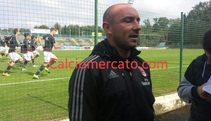 Primavera Milan, Brocchi: 'Mi è piaciuta la pazienza della squadra'
