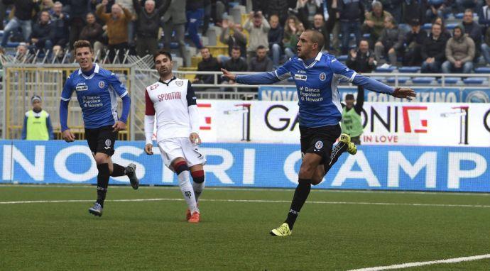 Novara-Livorno: le formazioni ufficiali