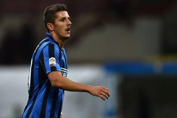 Jovetic Inter bocca aperta