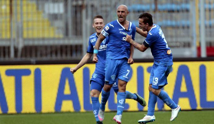 Empoli-Hellas Verona 1-0: GOL E HIGHLIGHTS