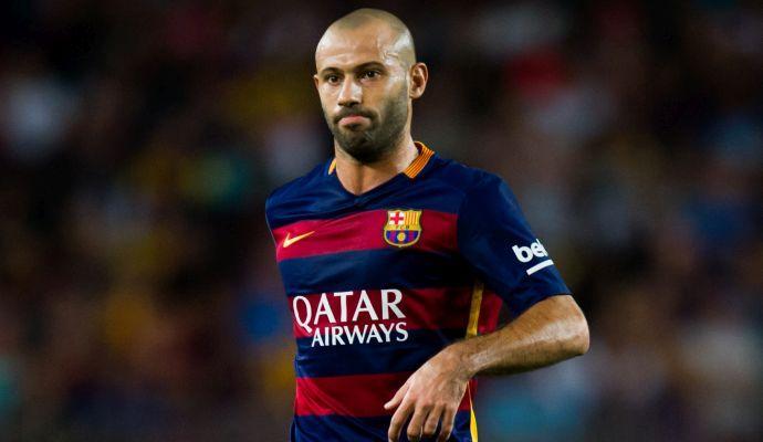 Barcellona, Mascherano: 'Con l'Atletico è la prima finale'