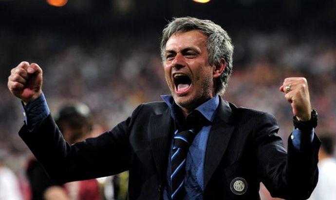 Mourinho: 'Con l'Inter ho avuto una storia d'amore'
