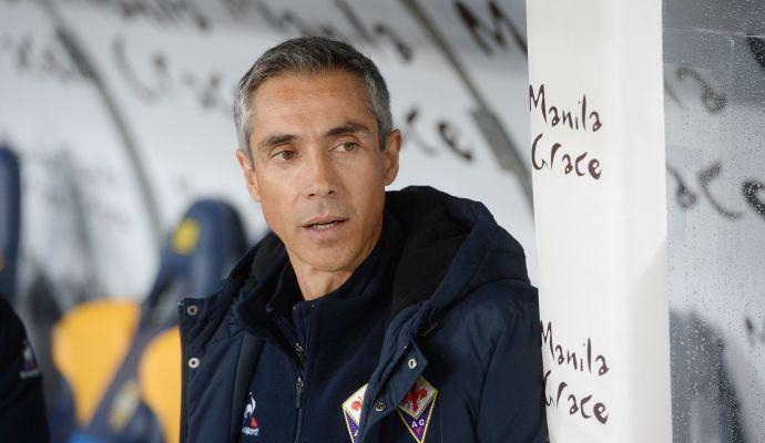 Fiorentina, Paulo Sousa: 'L'anno scorso abbiamo sorpreso, ora dobbiamo confermarci'