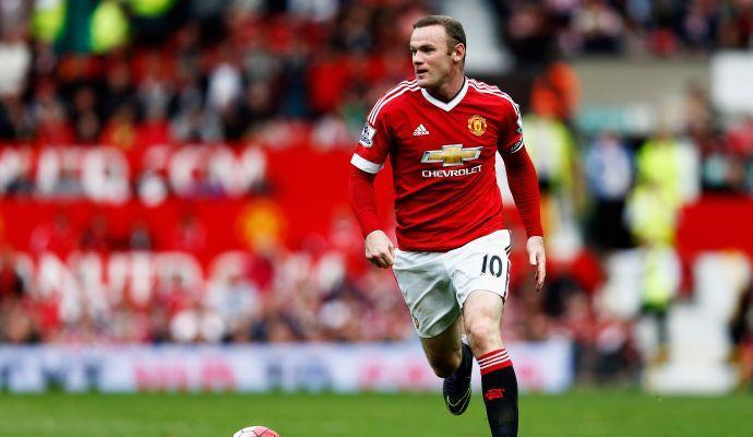 Man Utd, Rooney: 'Stiamo tutti dalla parte di van Gaal'