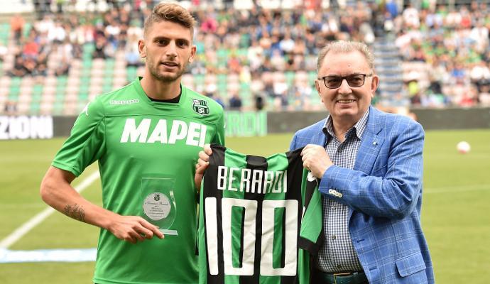 Squinzi: 'Tavecchio non ci rappresenta, doveva dimettersi. Ventura perché non ha portato Berardi? Il Sassuolo...'