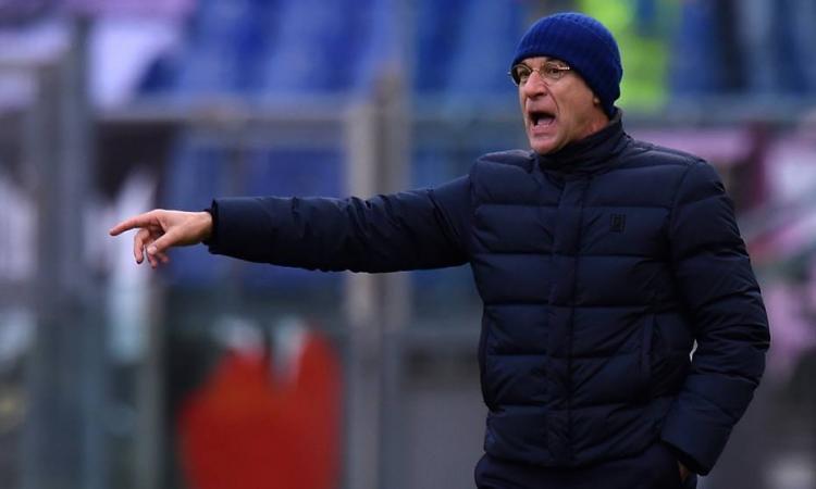 VIDEO Palermo, Ballardini: 'Per 70 minuti abbiamo retto'