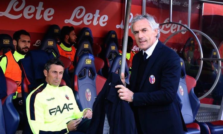 Bologna, Donadoni: 'Che rabbia per le gare precedenti... Futuro? Resto qui'