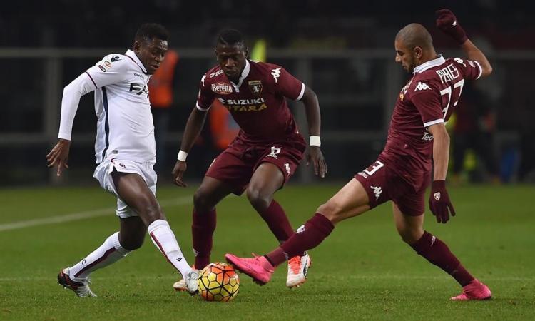 Torino, Bruno Peres: 'Gol per mio figlio'