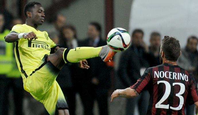 Inter, UFFICIALE: il Benevento riscatta Gyamfi