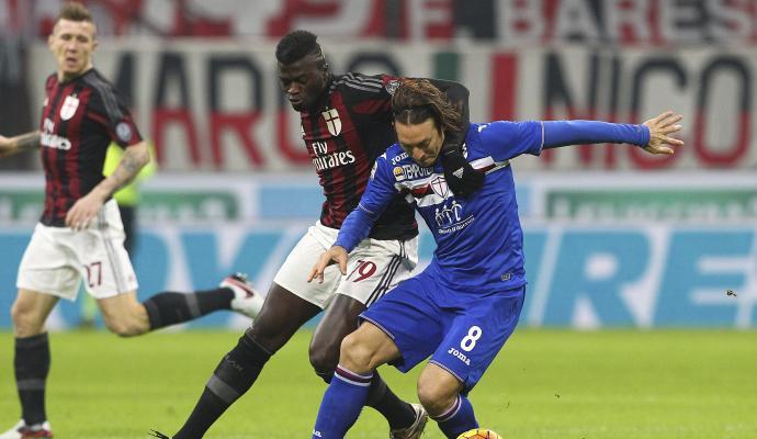 Attacco Milan, super Niang: è lui la spalla ideale per Bacca?