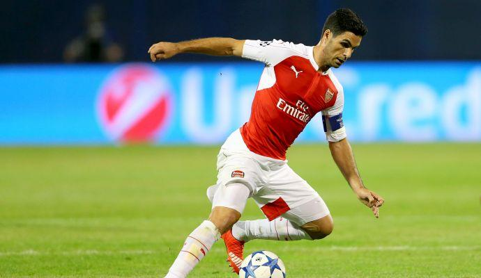 Arsenal: Arteta può finire al Tottenham