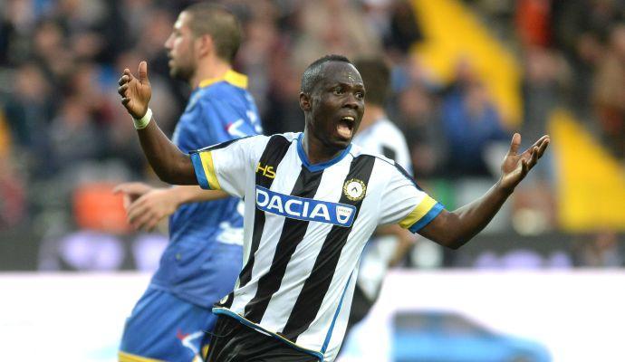 Badu: 'Possiamo fare ancora di più, adesso facciamo punti contro l'Inter'