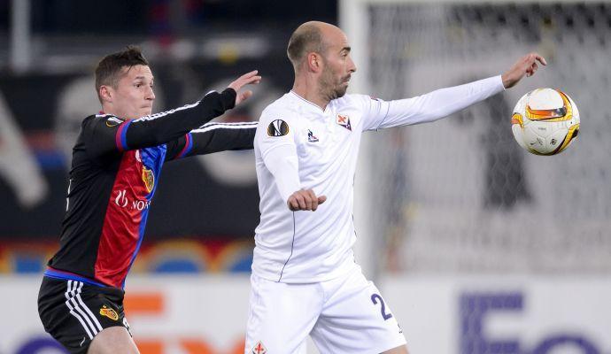Beffa Fiorentina, col Basilea finisce 2-2