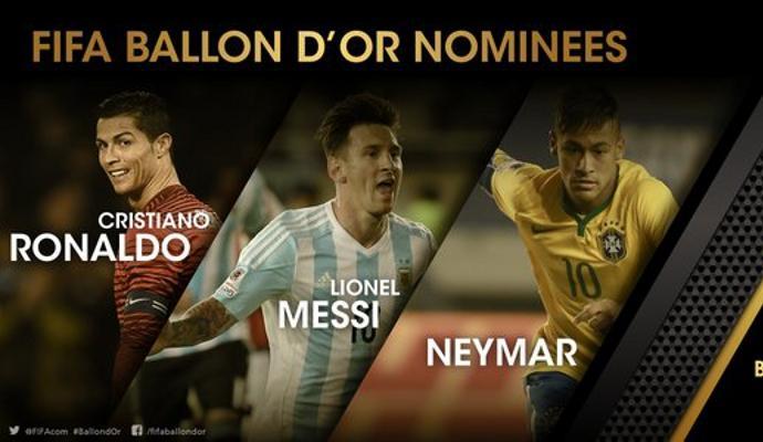 Pallone d'Oro 2015: chi lo merita?