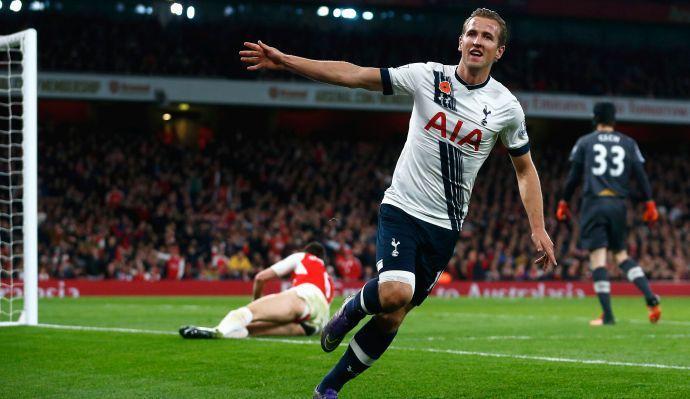 Tottenham: Kane verso il recupero con l'Arsenal