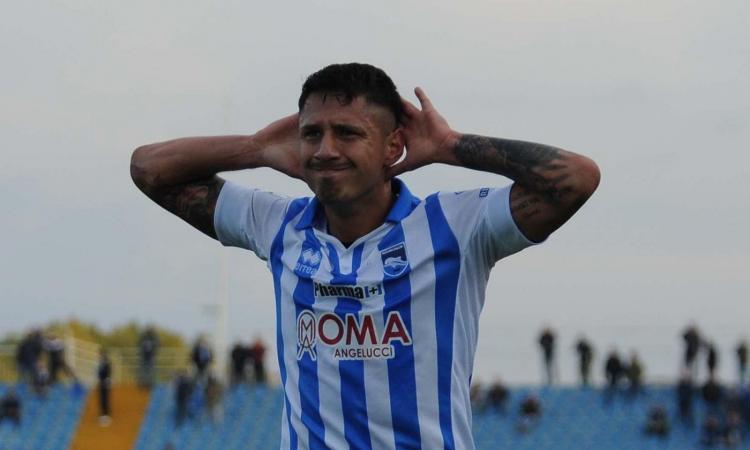 Il giovane Pescara sbanca Avellino: 3-1. A segno Caprari, Lapadula e Mitrita