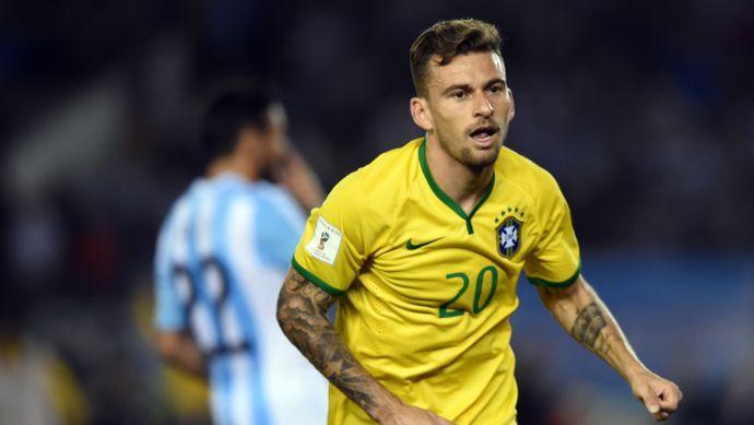 Inter, Lucas Lima a parametro zero
