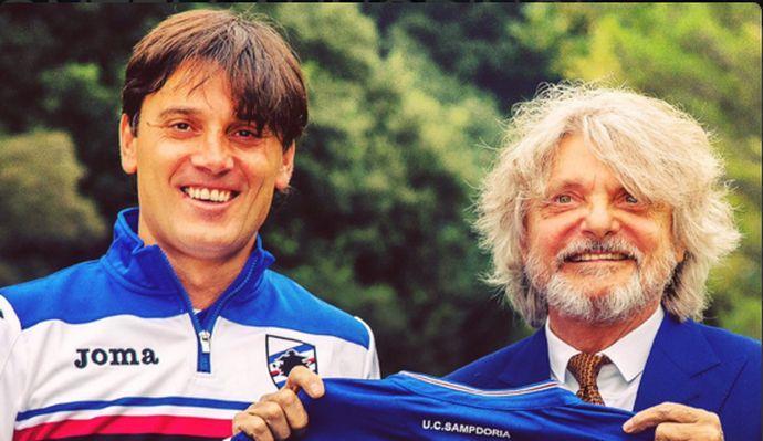 Sampdoria, dubbio Montella: va o resta?