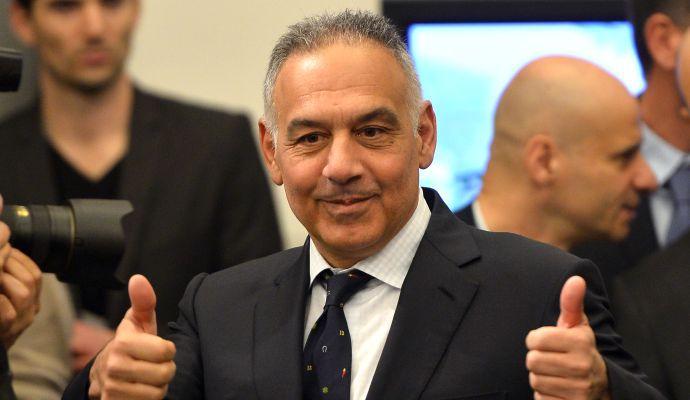 Pallotta: 'De Rossi cuore di Roma. Rispetto la scelta, porte aperte da dirigente. L'ultima gara? Ci commuoveremo'