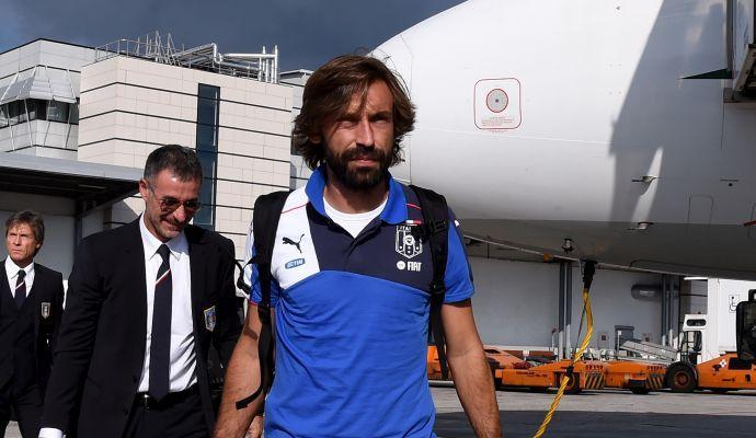 Pirlo: 'Conte il miglior allenatore, ecco i miei compagni più forti. Hodgson all'Inter mi chiamava pirla'