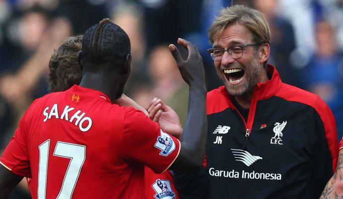 Liverpool: Sakho positivo all'antidoping, il club lo sospende