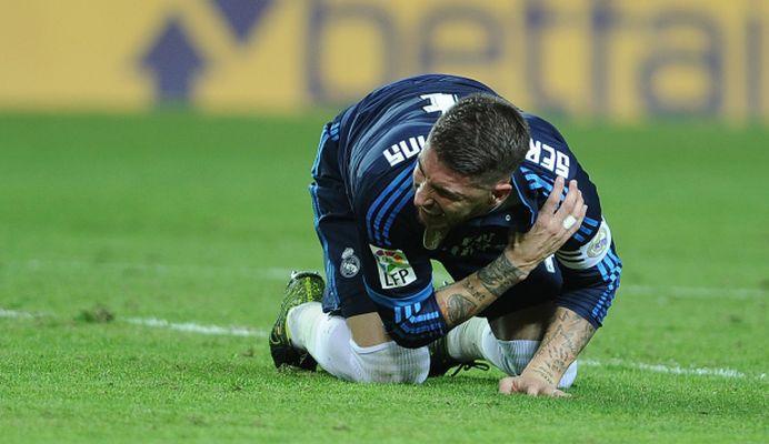 Real Madrid, Ramos gioia e dolore: gol e infortunio alla spalla