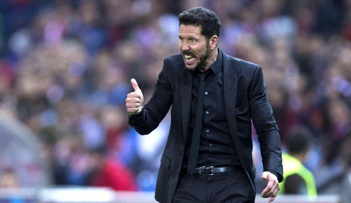 VIDEO Simeone: 'Bayern grande, ma testa alla Liga'