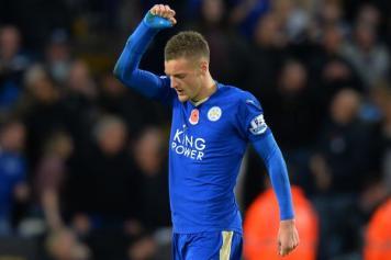 Vardy Leicester